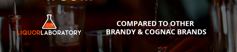 Compared to Other Brandy & Cognac Brands