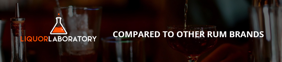 Compared to Other Rum Brands