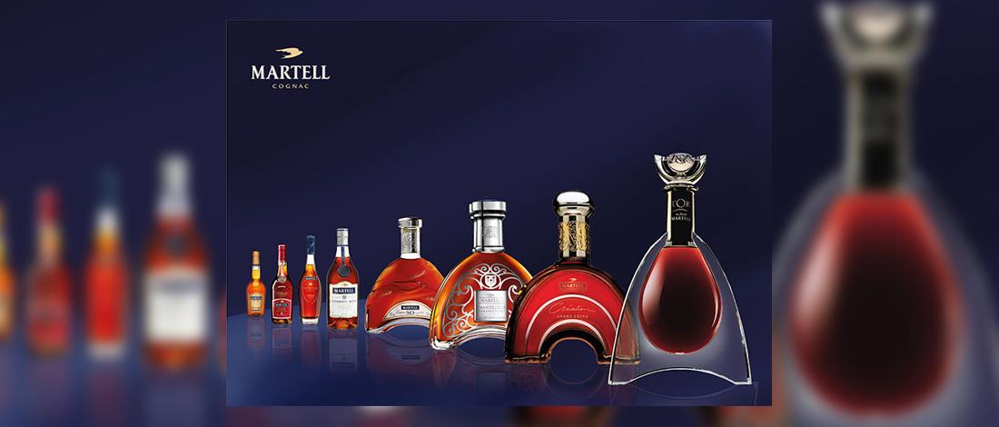 martell brandy price