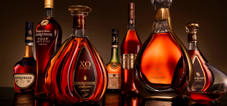 Courvoisier Brandy