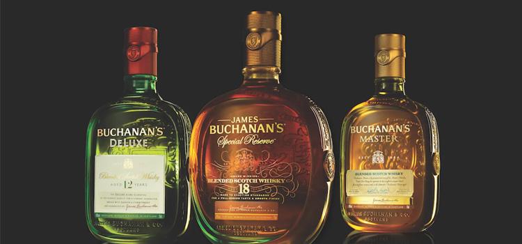 Buchanan's Whisky Featured