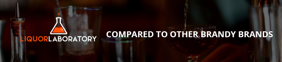 Compared to Other Brandy Brands