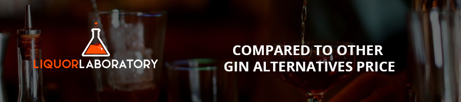 Compared to Other Gin Alternatives Price