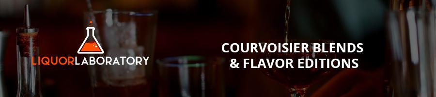 Courvoisier Blends & Flavor Editions