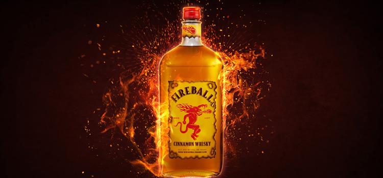 Fireball Whiskey Featured