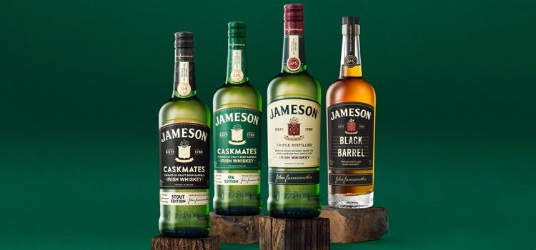 Jameson Whiskey Featured