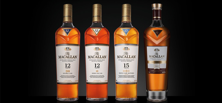 Macallan Whiskey Featured