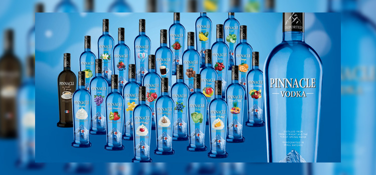 Pinnacle Vodka Featured