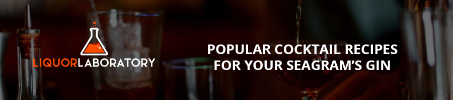 Popular Cocktail Recipes For Your Seagram's Gin
