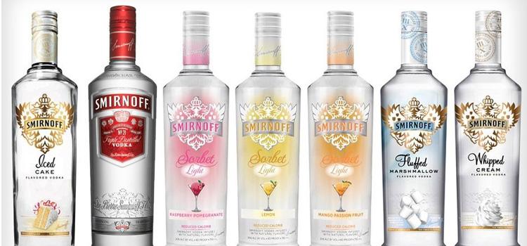 Smirnoff Vodka Featured