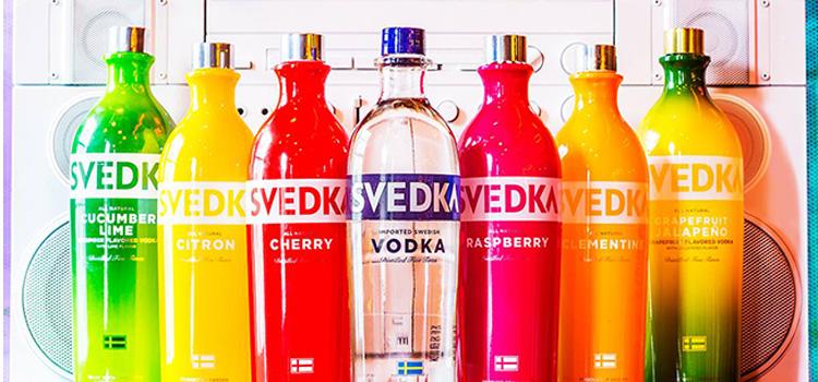 Svedka vodka featured