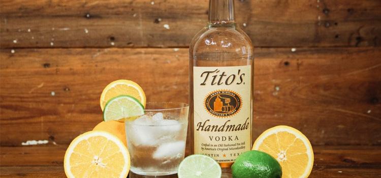 Titos vodka Featured