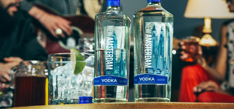 New Amsterdam vodka Featured